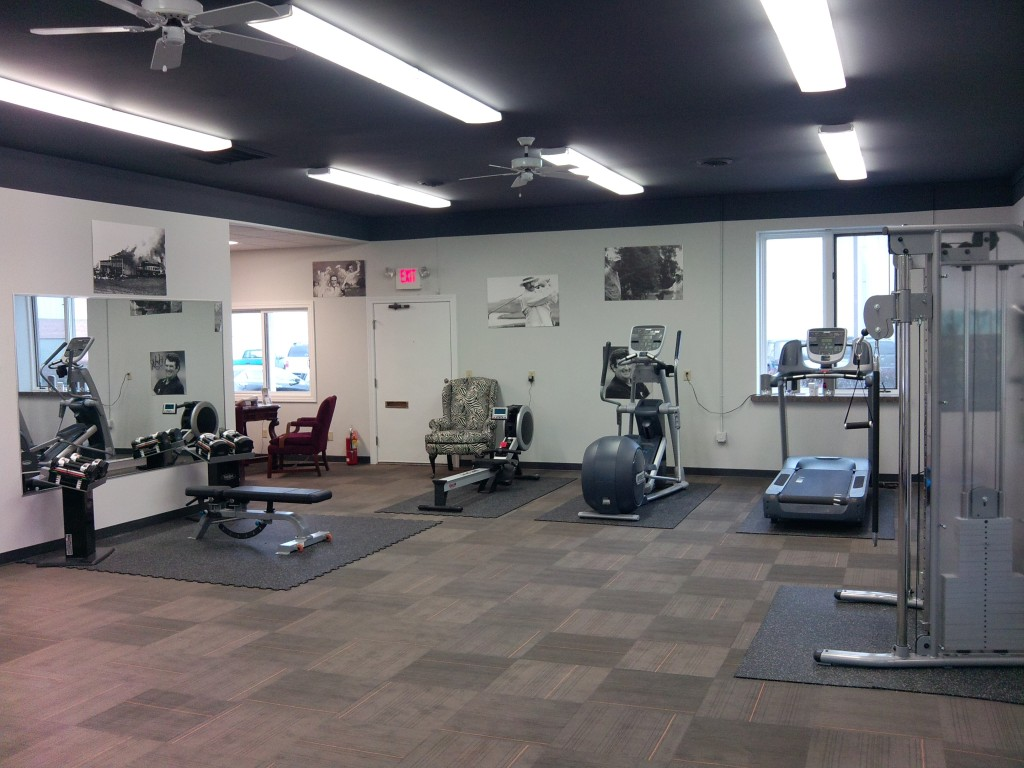 "The Golf PIT's ""Golf Specific"" Fitness Center"