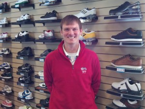 Justin T. Bronkema Head Golf Professional